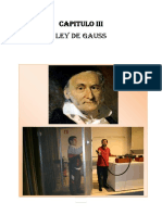 Tarea Capitulo III. Ley de Gauss(1)
