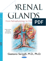 Adrenal Glands From Pathophysiology to Clinical Evidence PDF