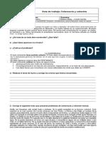 Guía Coherencia - Cohesión