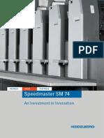 SM 74 Brochure