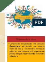 Educacion Civica Democracia