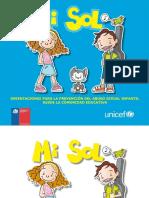 LIBRO MI SOL 2012 Prevencion Asi Escuela