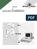 Manual da balança microanalitica toleda