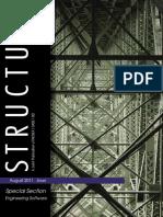 STRUCTURE 2011-08 August (Steel)