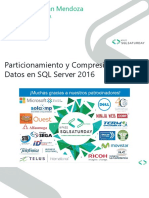 PASS SQLSaturday PartitioningDataCompression