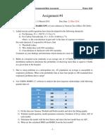 Assignment 4