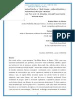 Reflexões sobre Escolarização e Trabalho na Vida de Meninas e Mulheres Brasileiras a Partir do Curta-Metragem Vida Maria