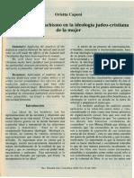 Las Raices del Machismo en la Ideologia Judeo Cristiana de la Mujer.pdf