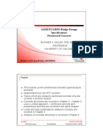 _Prestressed Bridge Design