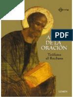 El Arte de La Oracion - Teofano El Recluso738231