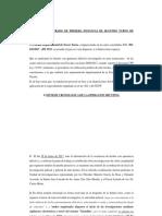 Pedido de Procesamiento Libretas Truchas Paysandú