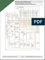 Diagrama f350 Diesel 7.3