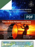 Promo Cursos e Workshops