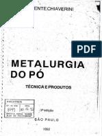 Metalurgia do pó - Chiaverini.pdf