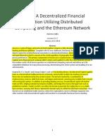 Debitum White Paper