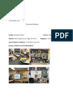 edu project - google docs