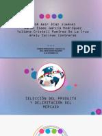 Evidencia Desempeño Producto y Mdo Del Plan de Expo