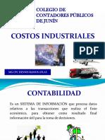 Charla-ccpj Costos Industriales 13-04-2108