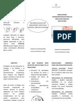 tríptico deglución HSJM