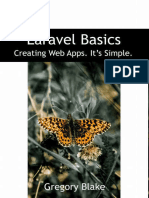 Laravel Basics_ Creating Web Apps. It's Simple. - Gregory Blake.epub