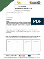 Ficha 2-Processador de Texto - Prat