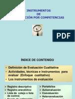 35936472 Instrumentos de Evaluacion Por Competencias