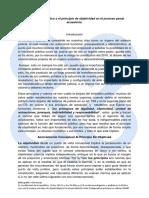 El Ministerio Publico y El Principio de Objetividad