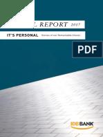 IDB Annual Report 2017