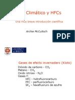 Cambio Climático y HFCs.ppt