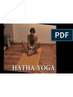 Hatha-yoga at Night