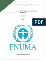 Programa de Naciones Unidas Para El Medio Ambiente