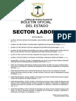 Derecho Laboral 1-10