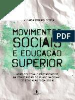 Movimentos Sociais e Educacao Superior