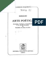 Horácio - Arte Poética.pdf