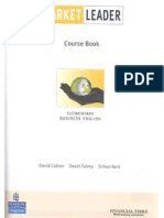 Market Leader Elementary Course Book Ndk