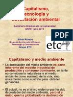 Capitalismo, tecnologÃ_a y devastación ambiental.pdf