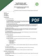 105 Ictproj Guidelines