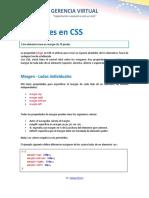 5 Márgenes en CSS