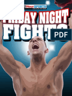 Friday Night Fights (2nd Edition) (Dewm) (2013)