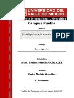 Investiagacion Aplicada a La Ingenieria
