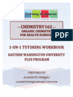 Organic Chemistry for Health Science