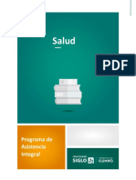 Lectura Salud - MOD I - Programa de Asistencia Integral - SXXI