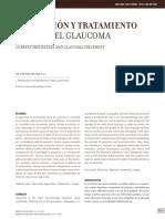 Prevencion Actual Glaucoma