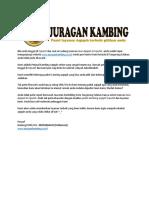 Paket Akikah Ciputat - 08118204142