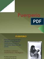 CLASE 10 EXAMEN II Clinicas - Puerperio