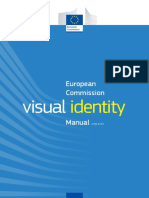 European Comission Visual Identity Manual