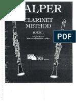 Galper Clarinet - Book 1.pdf