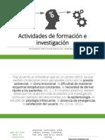 Actividades de formación e investigación.pptx