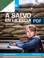A SALVO EN LA ESCUELA Unicef