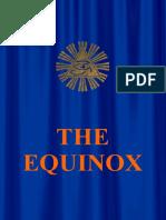 Equinox Vol3 No1